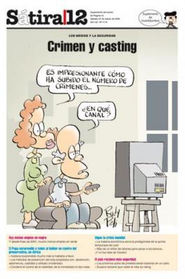 Crimen y casting